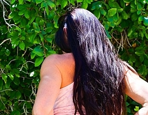 SofieMarieXXX/MS Pink Tank and Panties Dry